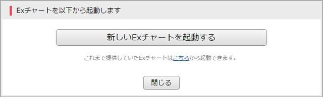 YJFXのダイアログボックス(画像)
