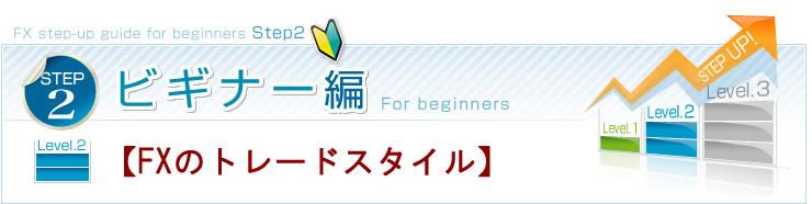 【ビギナー編】トレードスタイル PC版イメージ