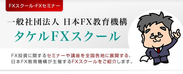 タケルFX スマホ版イメージ
